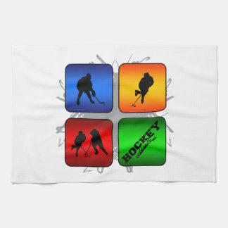 Amazing Hockey Urban Style Kitchen Towel