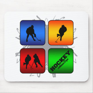 Amazing Hockey Urban Style Mouse Pad