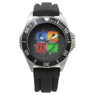 Amazing Hockey Urban Style Watch