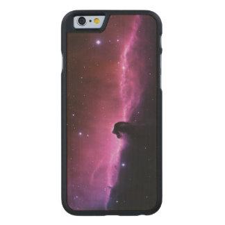 Amazing Horsehead Nebula Carved Maple iPhone 6 Case