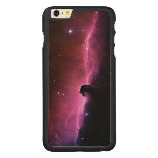 Amazing Horsehead Nebula Carved Maple iPhone 6 Plus Case