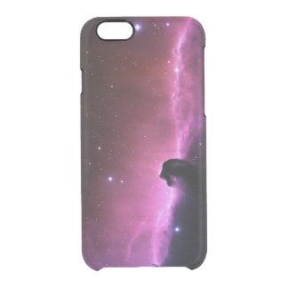 Amazing Horsehead Nebula Clear iPhone 6/6S Case