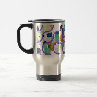 Amazing Illustration Travel Mug