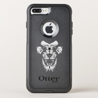 Amazing iPhone 7 Plus Commuter Case In Lion Design