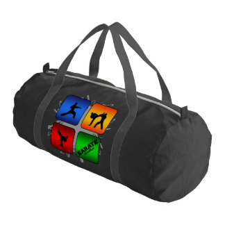 Amazing Karate Urban Style Gym Bag