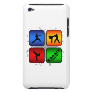 Amazing Karate Urban Style iPod Touch Covers