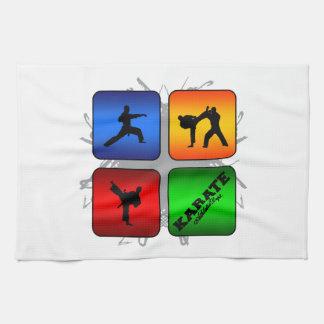 Amazing Karate Urban Style Kitchen Towel