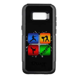 Amazing Karate Urban Style OtterBox Commuter Samsung Galaxy S8+ Case