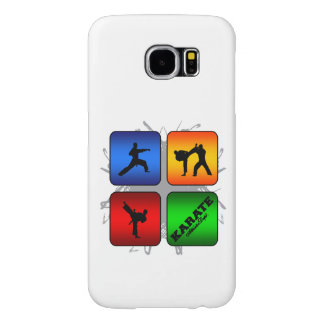Amazing Karate Urban Style Samsung Galaxy S6 Cases