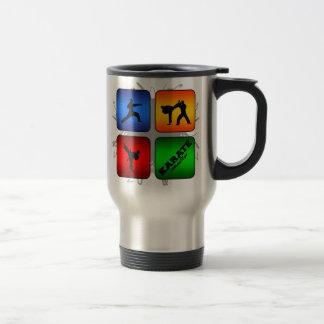 Amazing Karate Urban Style Travel Mug
