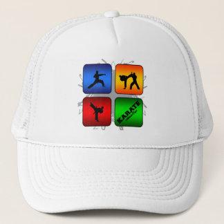 Amazing Karate Urban Style Trucker Hat