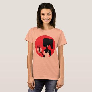 Amazing ladies t-shirt with Original art Girl