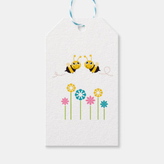 Amazing little cute Bees t-shirts Pack Of Gift Tags