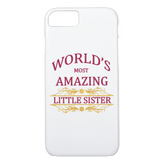 Amazing Little Sister iPhone 7 Case