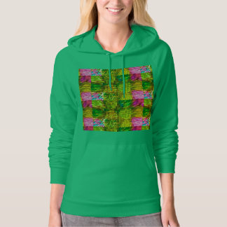 Amazing Magical Diamond Patterns 12  V1 Hoodie