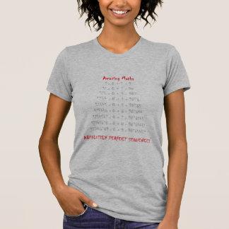 Amazing Maths T-Shirt