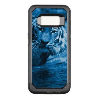 Amazing modified Tiger OtterBox Commuter Samsung Galaxy S8 Case