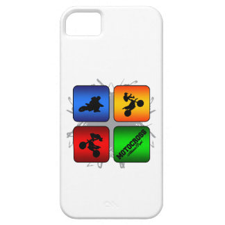 Amazing Motocross Urban Style Case For The iPhone 5