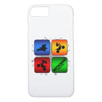 Amazing Motocross Urban Style iPhone 8/7 Case