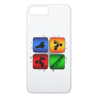 Amazing Motocross Urban Style iPhone 8 Plus/7 Plus Case