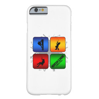 Amazing Mountain Climbing Urban Style Barely There iPhone 6 Case