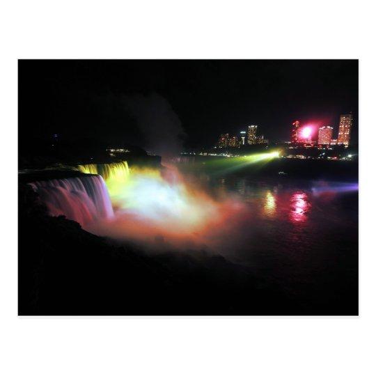 Amazing Niagara Postcard