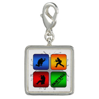Amazing Paintball Urban Style Charms