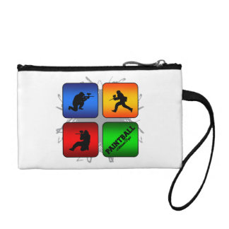 Amazing Paintball Urban Style Coin Purse