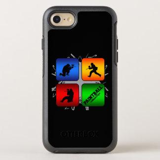 Amazing Paintball Urban Style OtterBox Symmetry iPhone 8/7 Case