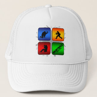 Amazing Paintball Urban Style Trucker Hat