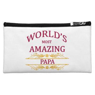 Amazing Papa Cosmetics Bags
