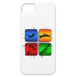 Amazing Parachuting Urban Style iPhone 5 Covers