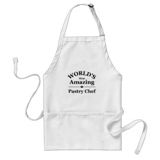 Amazing Pastry chef Aprons