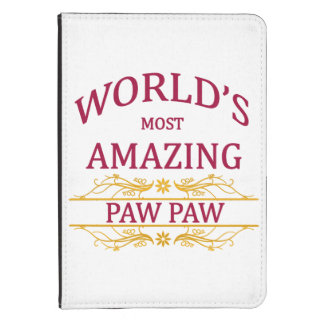 Amazing Paw Paw Kindle 4 Cover