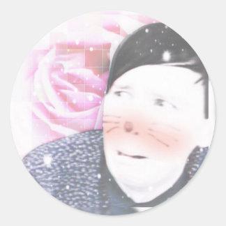 Amazing Phil Round Sticker