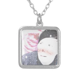 Amazing Phil Silver Plated Necklace