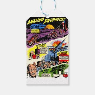 Amazing Prophecies Gift Tags