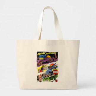 Amazing Prophecies Large Tote Bag