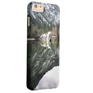 amazing rock mountain mirror barely there iPhone 6 plus case