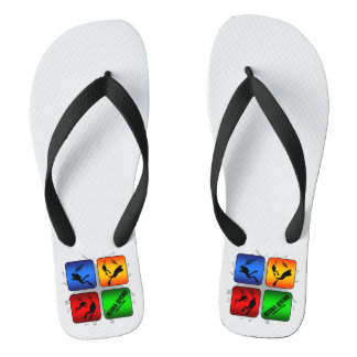 Amazing Scuba Diving Urban Style Flip Flops