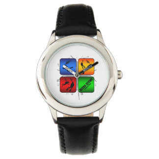 Amazing Scuba Diving Urban Style Wrist Watch