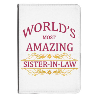 Amazing Sister-In-Law Kindle 4 Case