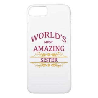 Amazing Sister iPhone 7 Case