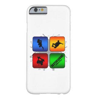 Amazing Skateboarding Urban Style Barely There iPhone 6 Case