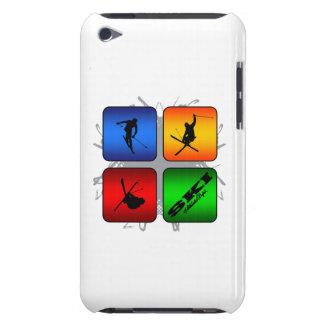 Amazing Ski Urban Style iPod Touch Case-Mate Case
