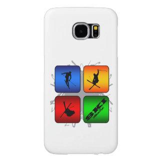 Amazing Ski Urban Style Samsung Galaxy S6 Cases