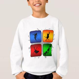 Amazing Ski Urban Style Sweatshirt