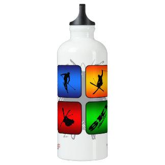 Amazing Ski Urban Style Water Bottle