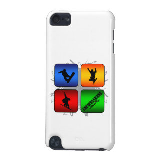 Amazing Snowboarding Urban Style iPod Touch 5G Case