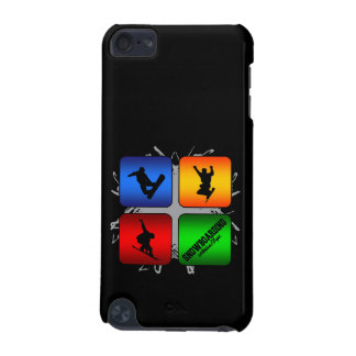 Amazing Snowboarding Urban Style iPod Touch (5th Generation) Case
